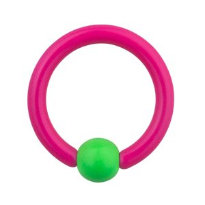 Piercing BCRF01 YELLOW GREEN PURPLE