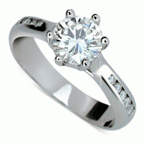 f713a09f8 Briliantový prsteň Danfil DF1886 DANFIL - ELBEZA.sk