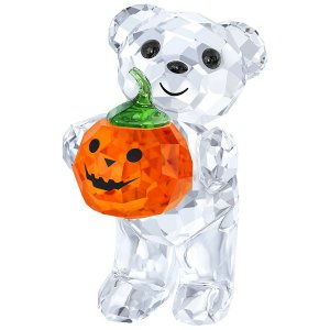 Swarovski figúrka KRIS BEAR - A PUMPKIN FOR YOU 5223252