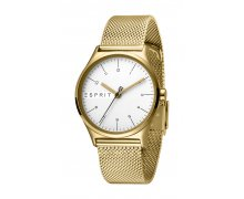 Hodinky ESPRIT Essential Silver Gold Mesh