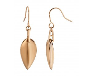 Náušnice ESPRIT Foliole Earrings - RG