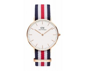 Daniel Wellington model Canterbury Rose Gold DW00100030